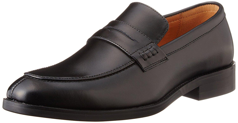 Jhon Mckay ビジネスシューズ 紳士靴 本革 JH-1608 上等 日本製 牛革紳士靴 ローファー 購買 送料無料 ジョンマッケイエレガントな本革ドレスビジネスシューズ
