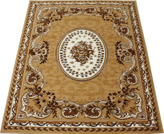 激安 じゅうたん カーペット マット ラグマット 6畳 六畳 6帖 六帖 ラグ オールシーズン 安い ベルギー製 輸入ラグ カーペット 約 240×330cm シラーズ 1123 (Y) ベージュ (ライトブラウン) 絨毯 ジュータン 茶色beige brown rug carpet mat made in belgium 引っ越し 新生活