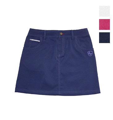 【PRICEDOWN】フェアリーパウダー★サマーポリボックススカート★全3色 (FP18-2200)