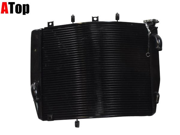 贈物 春の新作 ZZR1400 ZX-14R 補修用 社外品 ラジエーター 06~11 ZX14R