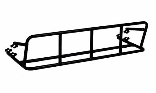 【USバハラック 直輸入正規品】 BajaRack Mega Mule Rack メガミュールラック用ライトバーマウント※10インチ(25.4cm)ライトバー用