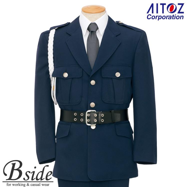 アイトス【AITOZ 67004】★ジャケット 機能性と快適性を追求したプロ仕様警備服