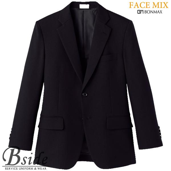 【FACE MIX フェイスミックス】メンズテーラード ジャケット fj0001m (BONMAX ボンマックス)幅広いシーンに対応できるジャケット(BONMAX) fj0001m THE CATALOG オールシーズンコレクション