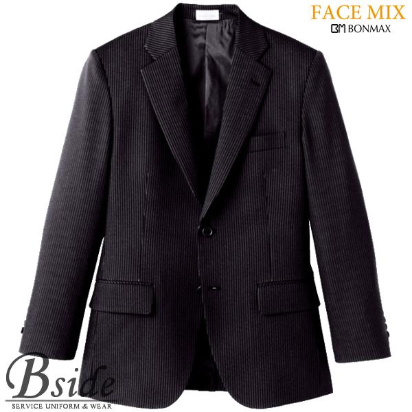 【FACE MIX フェイスミックス】メンズテーラード ジャケット fj0002m (BONMAX ボンマックス)カッティングに拘ったジェントルマンジャケット(BONMAX) fj0002m THE CATALOG オールシーズンコレクション