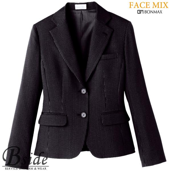【FACE MIX フェイスミックス】レディステーラード ジャケット fj0301l (BONMAX ボンマックス)美しいウエストシェイプが自慢のジャケット(BONMAX) fj0301l THE CATALOG オールシーズンコレクション