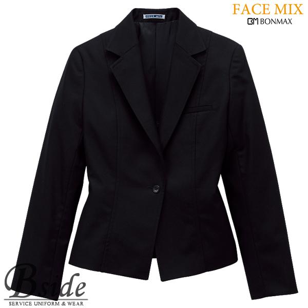 【FACE MIX フェイスミックス】レディステーラード ジャケット fj034l (BONMAX ボンマックス)上品なスタイルが際立つ洗練されたラインが魅力(BONMAX) fj034l THE CATALOG オールシーズンコレクション