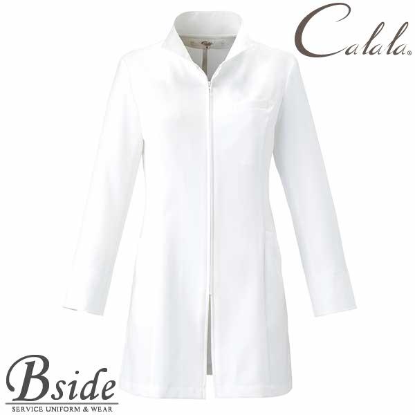 【Calala】コート【CHITOSE チトセ】CL0189凛とした女性らしいスタイル コーディネート(ビューティウエア エステ クリニック)