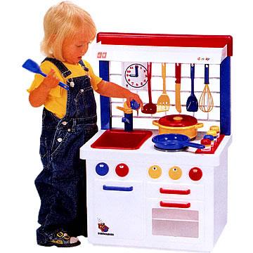 【箱付】ボーネルンド BorneLund ままごと大好き キッチンセンター 【正規販売店 送料無料 おもちゃ ごっこ遊び 誕生日 ギフト 贈り物 プレゼント】【10P03Dec16】