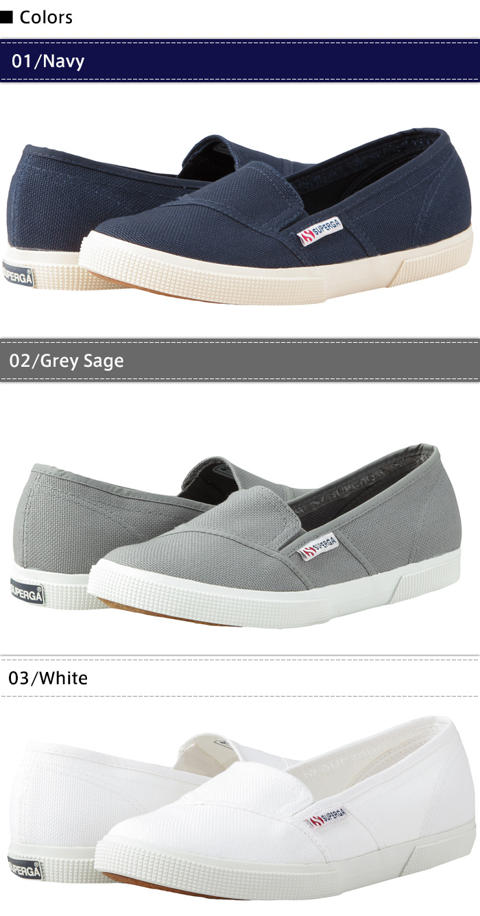 Superga SUPERGA slip-on sneakers 2210 COTW Footwear
