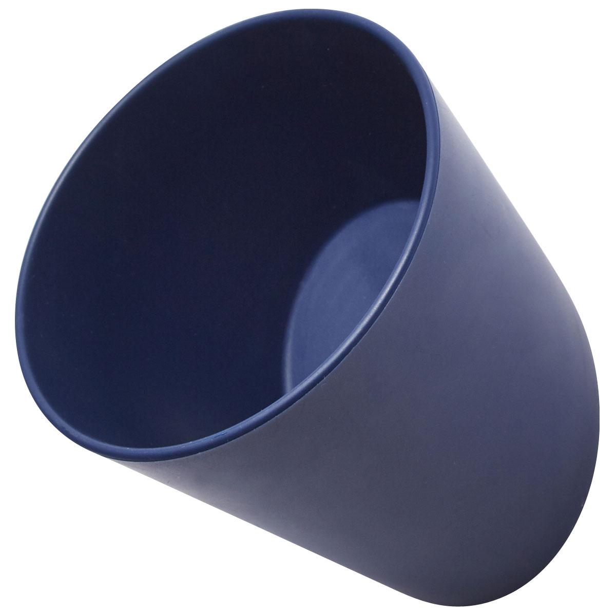 ideacoの壁面収納 デカッポ フック カップ ネイビー 壁面収納 ideaco 新発売 送料無料 保証 イデアコ decuppo