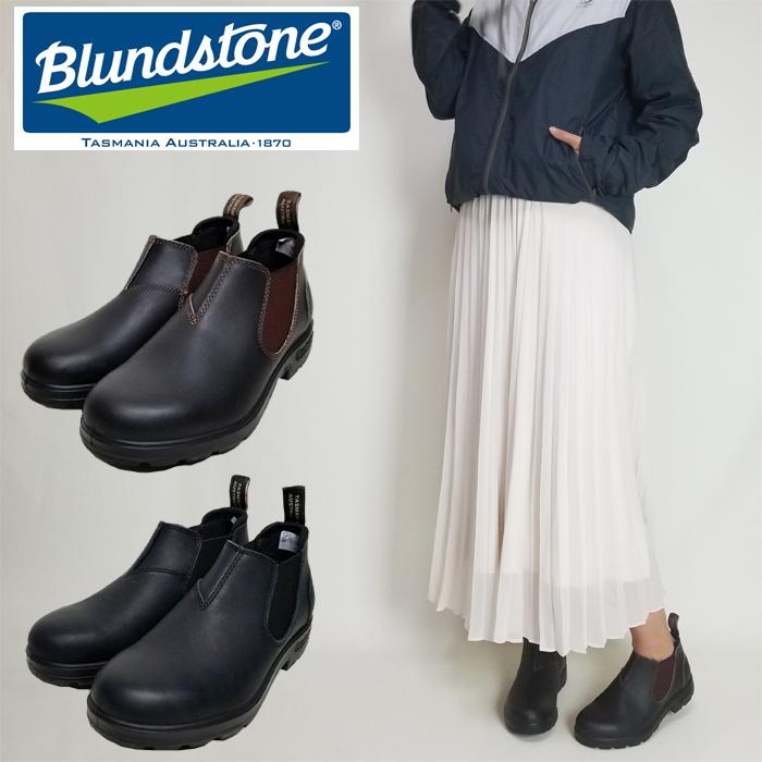 Blundstone/ブランドストーン サイドゴアブーツ レディース ローカット 日本限定 BS1610 BS1611【国内正規品】