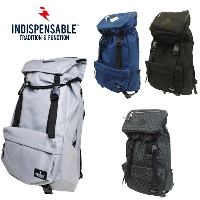 【送料無料】INDIPENSABLE/インディスペンサブル フラップバックパック【INDISPENSABLE FUJI 17710000】