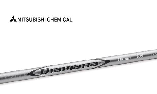 【Mitsubishi Chemical(三菱ケミカル)Diamana Thump Hybrid(ディアマナ サンプ ハイブリッド) h90】