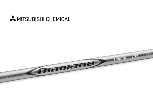 【Mitsubishi Chemical(三菱ケミカル)Diamana Thump Iron(ディアマナ サンプ アイアン) 105 #2-PW】