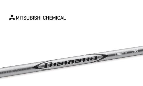 【Mitsubishi Chemical(三菱ケミカル)Diamana Thump Iron(ディアマナ サンプ アイアン)115 #2-PW】