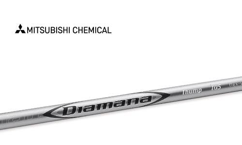 【Mitsubishi Chemical(三菱ケミカル)Diamana Thump Iron(ディアマナ サンプ アイアン)95 #2-PW】