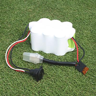 バロネス コードレス自走式芝刈り機LMB12専用バッテリー【交換用】【共栄社】