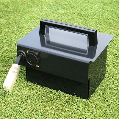 バロネス コードレス自走式芝刈り機LMB12専用バッテリー【追加用】【送料無料】【共栄社】