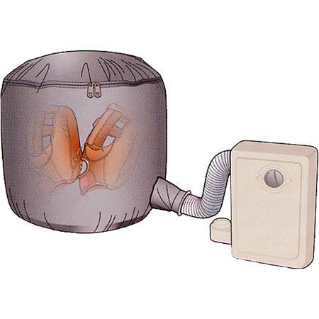 ユニックス野球用DRY-AIR-BAG(乾燥ドーム)