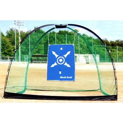 ユニックス 軟式野球・ソフトボール用 スーパードームネット BX75-60N