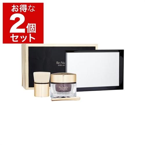 【エントリーで3倍】 送料無料 エスティローダー リニュートリィブ ダイヤモンド マスク ノワール お得な2個セット 50ml(専用ブラシ付) x 2 ESTEE LAUDER 洗い流すパック・マスク
