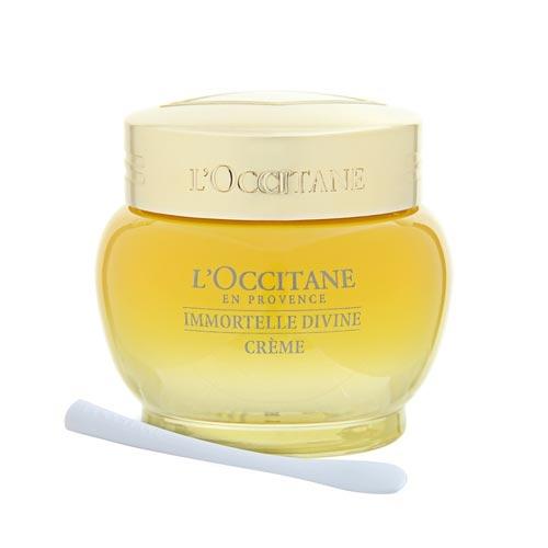 【送料無料】ロクシタン イモーテル ディヴァイン クリーム 海外仕様版 50ml【人気】【L'occitane】【デイクリーム】