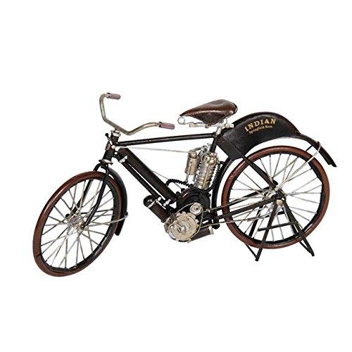 送料無料 あす楽 バイク ブリキのおもちゃ motorcycle インテリア W300×H150×D750mm オブジェ アンティーク 飾り 自転車 バイクミニチュア プレゼント ミニチュアバイク模型 レトロ調置物 アメリカン雑貨 模型 ブルックリンスタイル インダストリアル西海岸