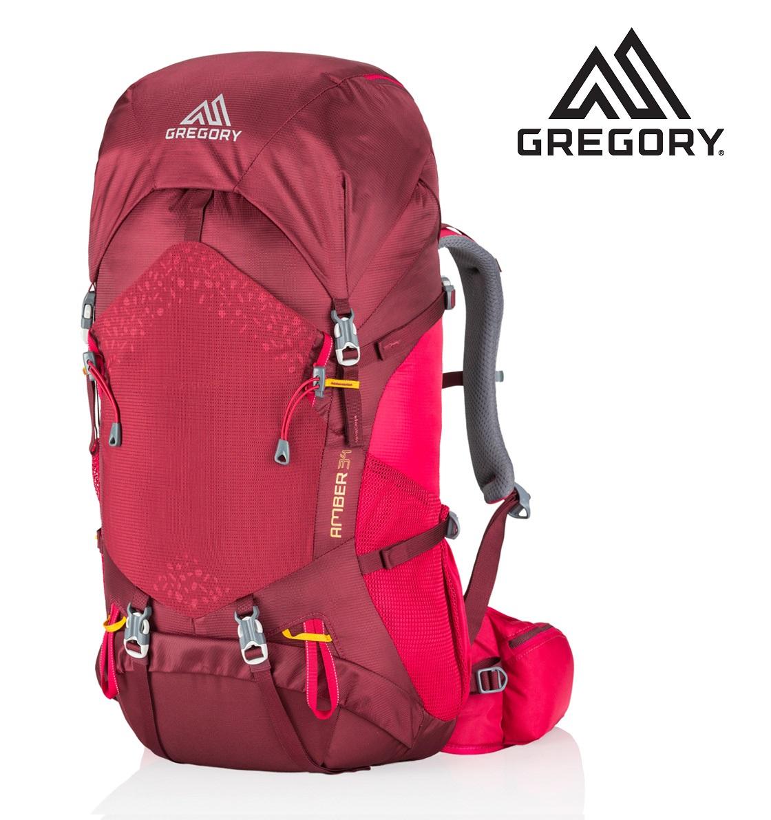 GREGORY (グレゴリー) レディース アンバー34/AMBER34/ザック/リュック/登山/アウトドア