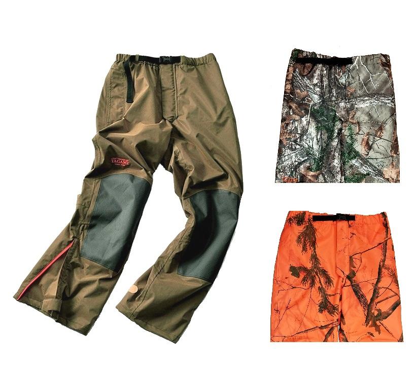 TAGAMI (タガミ) THP09 サイレントハンタースーツパンツ/猟用ウェア/狩猟用ズボン/ハンターパンツ/田上商店