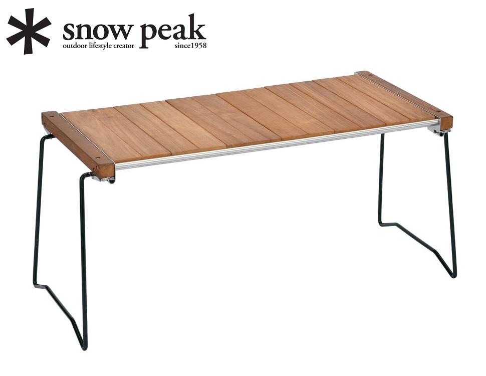 snowpeak (スノーピーク) CK-180 IGT Slim/IGT スリム/テープル/IGTフレーム/psts