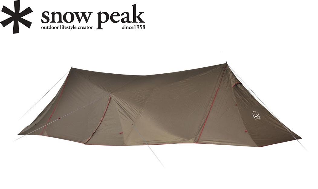 Snow Peak (スノーピーク) TP-825 60周年記念 ランドステーション Pro.L/タープ/キャンプ/アウトドア/kcsts