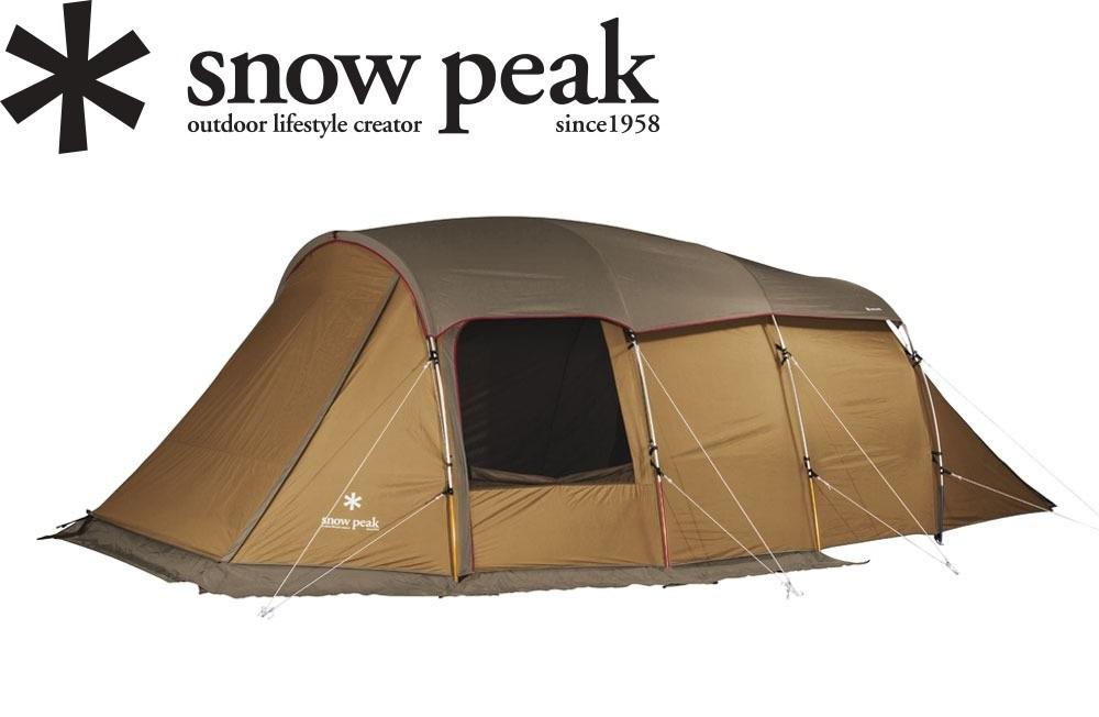 即納 Snow Peak (スノーピーク) TP-880 エントリー2ルーム エルフィールド/ENTRY 2 ROOM ELFIELD/テント/シェルター/キャンプ/アウトドア/psts