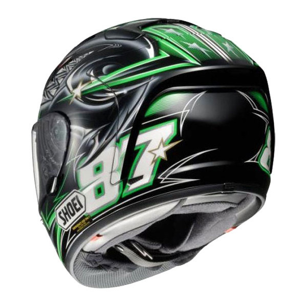 2 X-TWELVE YANAGAWA Akira Yanagawa replica X-12 full-faced helmet helmet SHOEI
