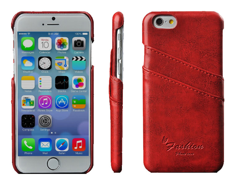 Blade Protector Jacket Iphone 6 Iphone6 Case Leather Card Storage
