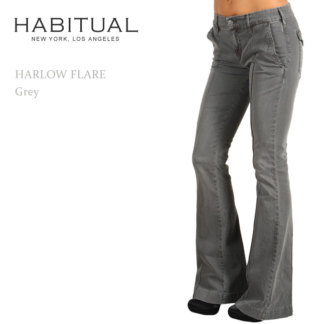 DENIM - Denim trousers Harlow l3taFDBgfa