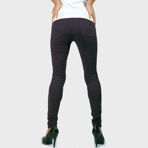 J Brand (j brand UJT brand) 915 Low-Rise Super Skinny Chrome J Brand/Current Elliott/Siwy / skinny / patterned / Super Skinny 10P10Jan15
