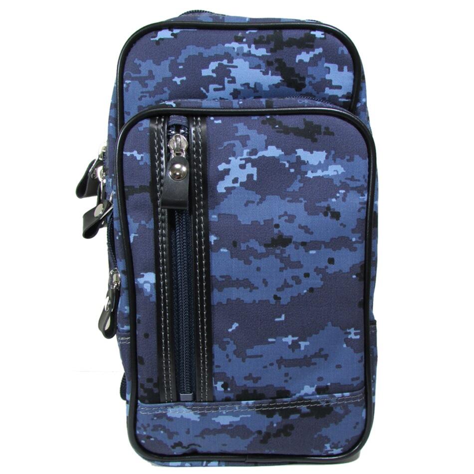 自衛隊グッズ 海上自衛隊 デジタル迷彩 ワンショルダーバッグ
