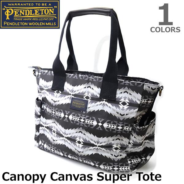 ペンドルトン【PENDLETON】キャノピーキャンバススーパートート GB331 Canopy Canvas Super Tote ネイティブ柄 トート ペンデルトン TOTE【あす楽】【送料無料】