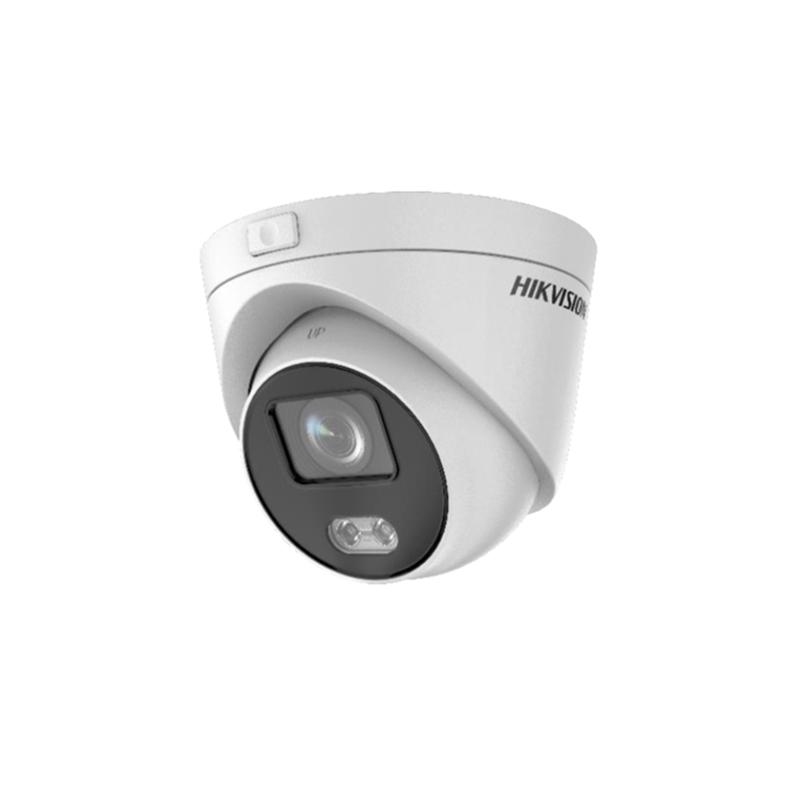 防犯カメラ IP CAMERA DS-2CD2347G3E-L 4mm 4メガピクセル WDR タレットネットワークカメラ 【送料無料】【あす楽対応】
