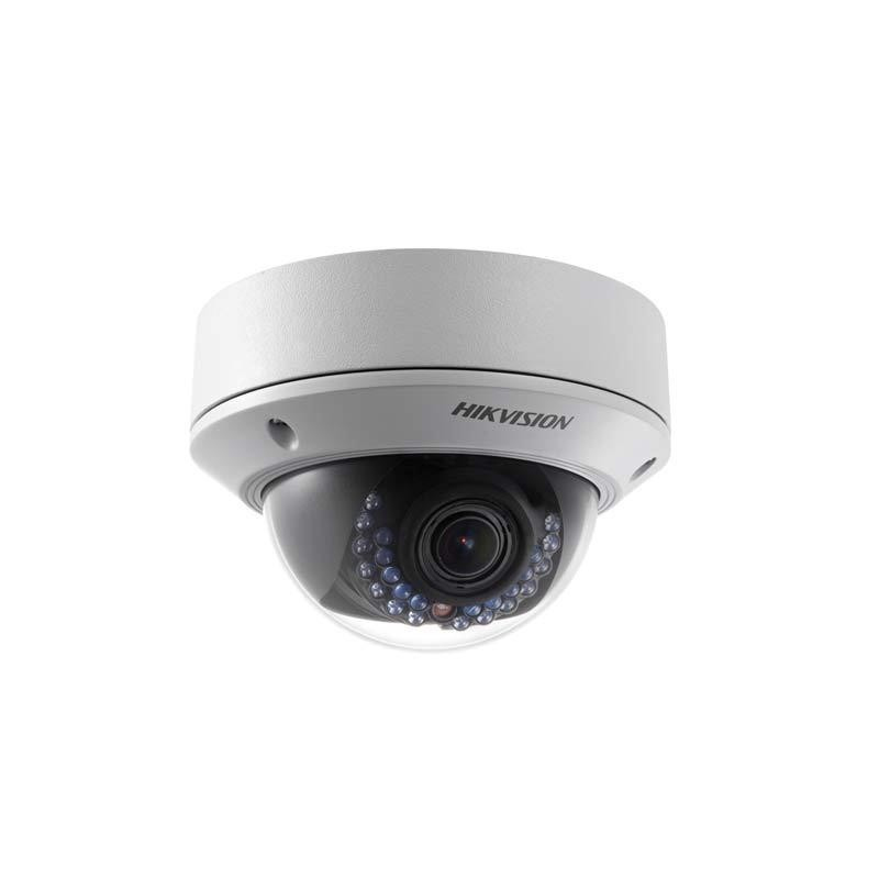 防犯カメラ IP CAMERA / DS-2CD2742FWD-IS / 4メガWDR VF ドームカメラ 【送料無料】【あす楽対応】