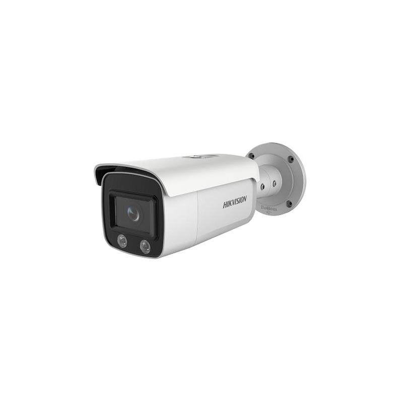 防犯カメラ DS-2CD2T47G1-L /4メガピクセル バレットネットワークカメラ 4mm【送料無料】【あす楽対応】