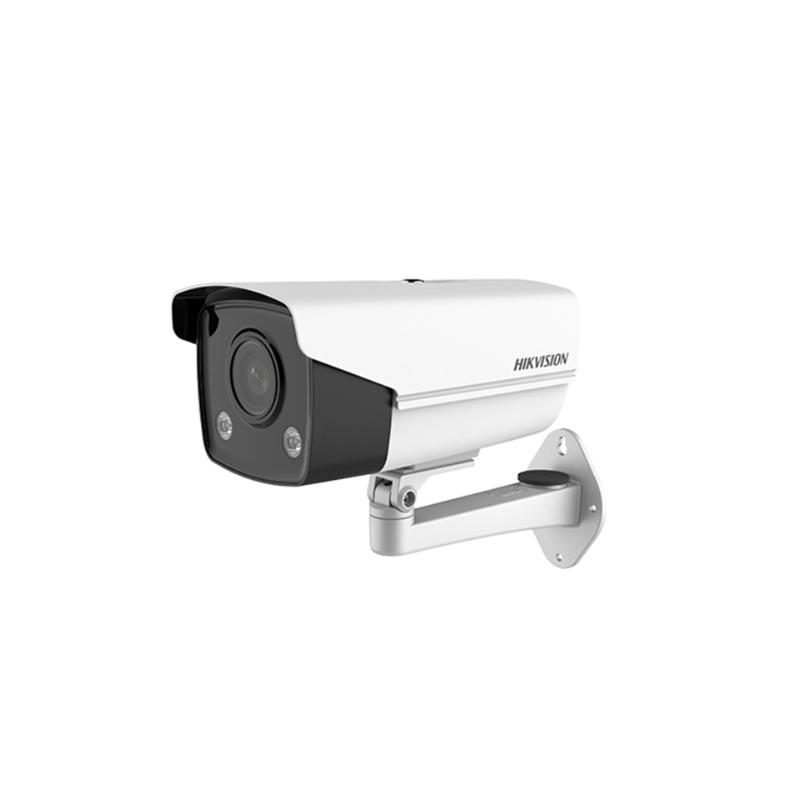 防犯カメラ DS-2CD2T47G3E-L / 4メガピクセル バレットネットワークカメラ 4mm【送料無料】【あす楽対応】