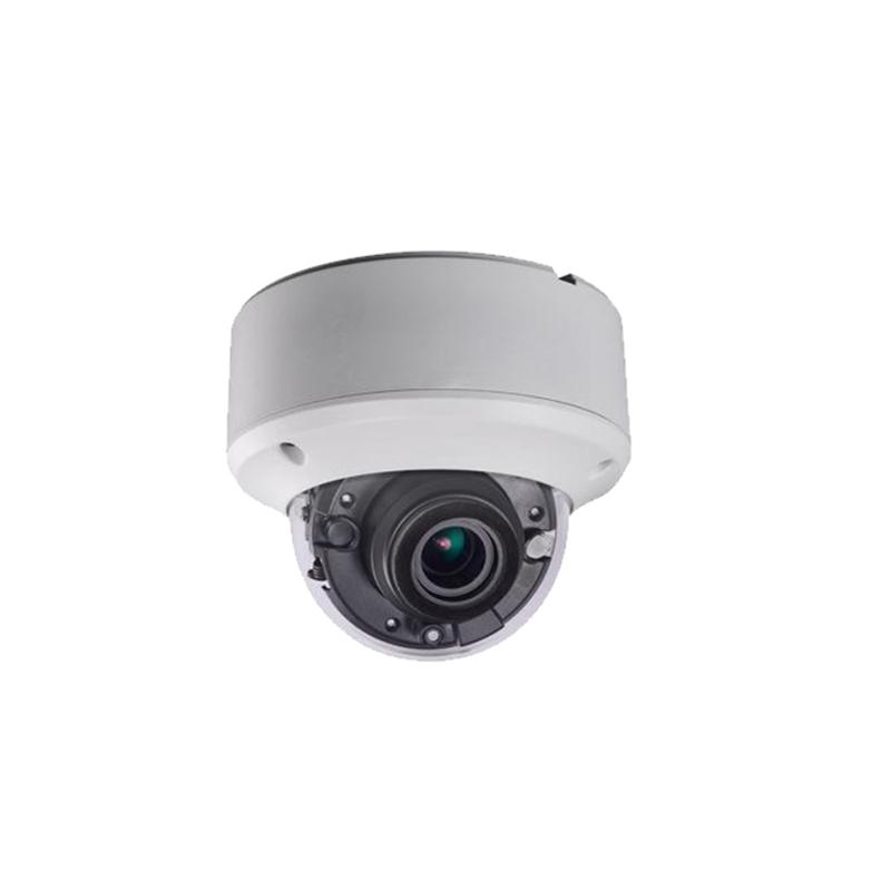 HIKVISION(ハイクビジョン)防犯カメラ 屋外 TVI 5M フルハイビジョン1080p 赤外線 ドームカメラDS-2CE56D7T-ITZ 【送料無料】【あす楽対応】
