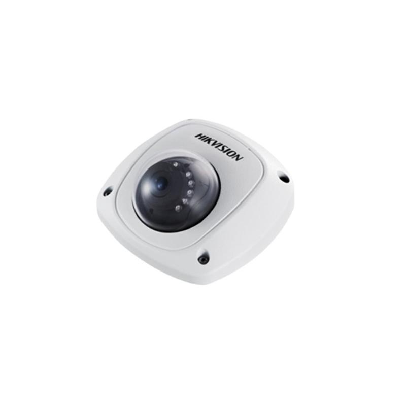 HIKVISION(ハイクビジョン)防犯カメラ 屋外 TVI 2MP 3.6mm フルハイビジョン1080p 赤外線 ドームカメラds-2ce56d8t-irs 【送料無料】【あす楽対応】