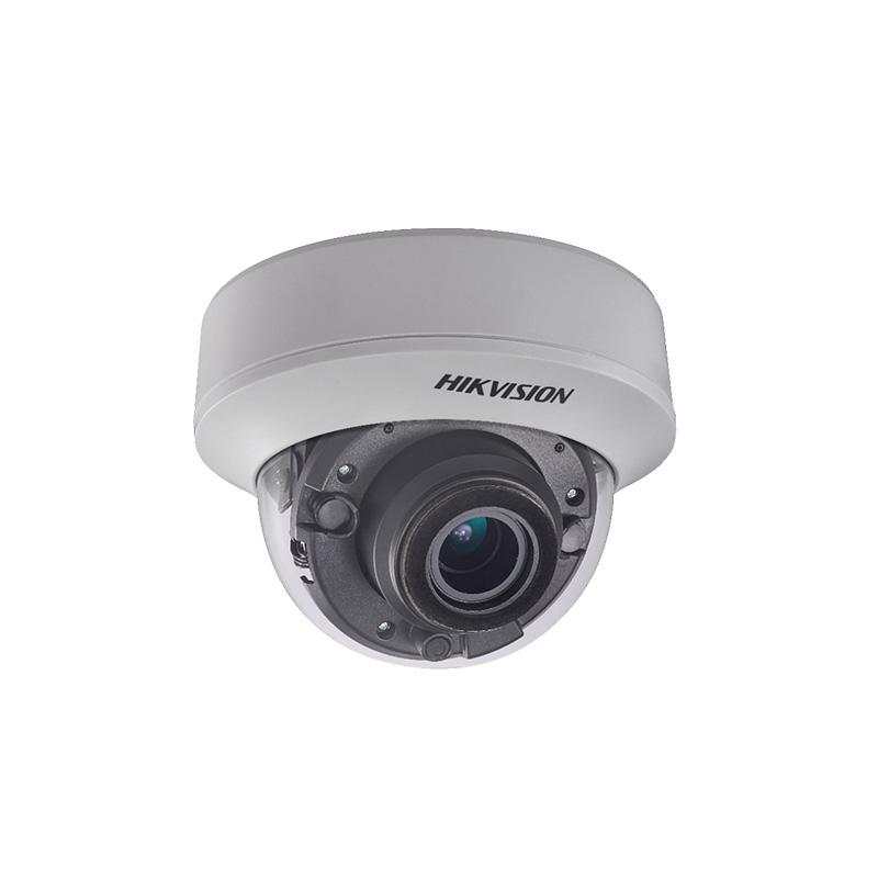HIKVISION(ハイクビジョン)防犯カメラ 屋外 TVI 243万画素 フルハイビジョン1080p 赤外線 EXIRタレットカメラDS-2CE56D8T-ITZE