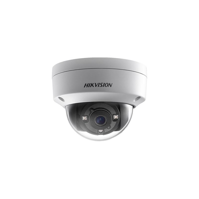 HIKVISION(ハイクビジョン)防犯カメラ 屋外 TVI 243万画素 フルハイビジョン1080p 赤外線 EXIRタレットカメラDS-2CE56D8T-VPITE