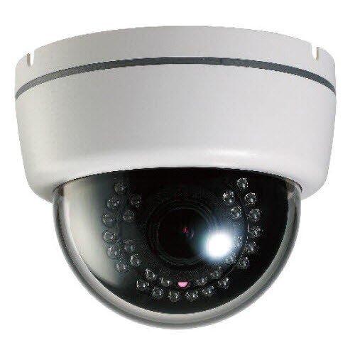 防犯カメラ 237万画素 屋内用 ドーム型 赤外線 LED 24個 EX-SDI / PoC バリフォーカルレンズ 電源重畳方式 ワンケーブル SONY CMOSセンサー搭載 EHD2312SETL-C 【送料無料】【あす楽対応】