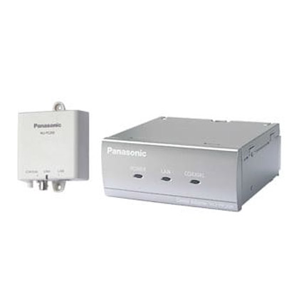 Panasonic(パナソニック) WJ-PR201/同軸LANコンバーター(レシーバー側1チャンネル)