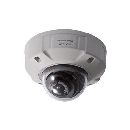 Panasonic(パナソニック) WV-SFV531 / フルHD屋外ドームネットワークカメラ