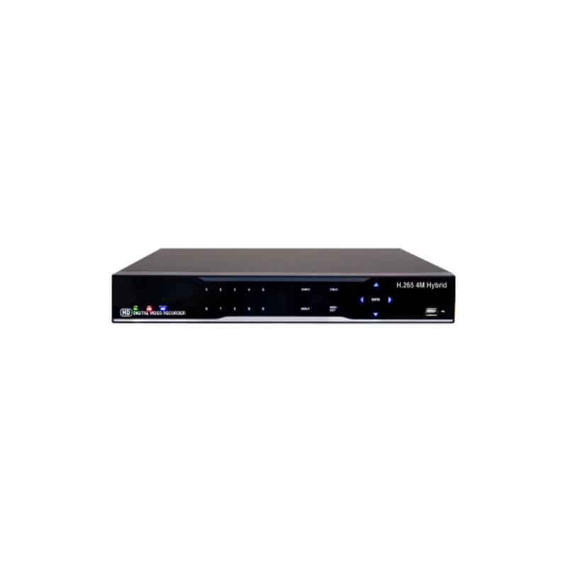 防犯カメラ用レコーダー 録画機 HD-SDI・EX-SDI・AHD・TVI・IP 8CH 遠隔監視 ハイブリッドレコーダー xst08【送料無料】【あす楽対応】